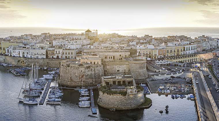 Apulien Sehenswürdigkeit Gallipoli
