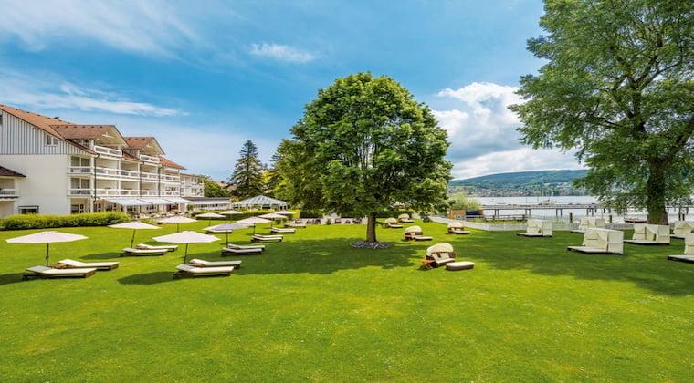 Hotel Höri am Bodensee Aussenansicht