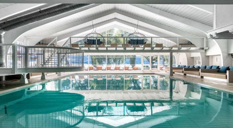 Indoorpool Hotel Höri