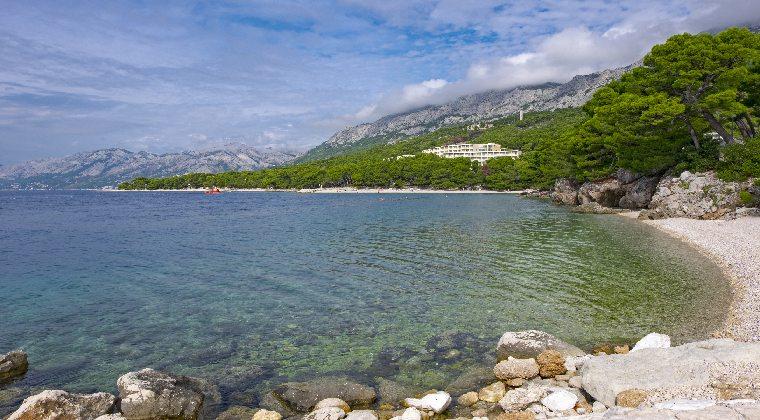 Kroatien Makarska Riviera Punta Rata