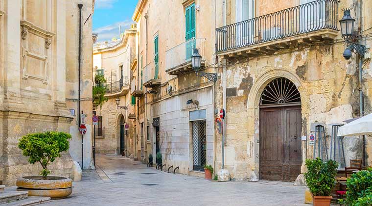 Apulien Sehenswürdigkeit Lecce