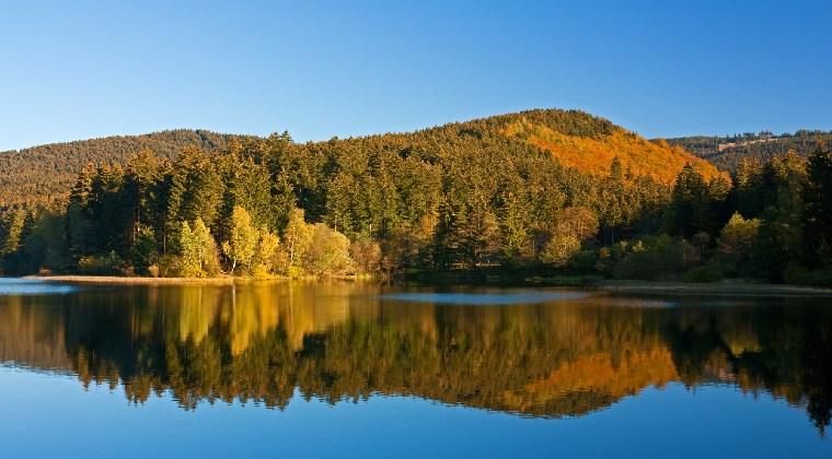 Der idyllische Harz Wälder und Seen