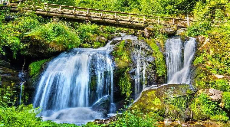 Schwarzwald Triberger Wasserfälle