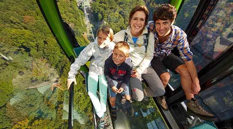 Urlaub mit Kindern in Deutschland im Harz
