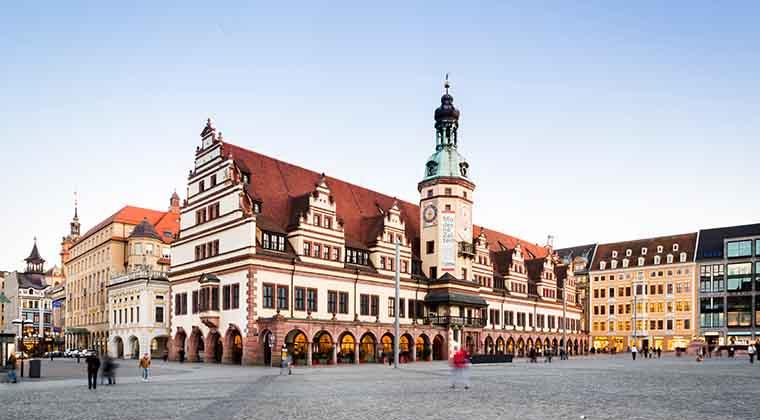 Urlaub mit Kindern in Deutschland in Leipzig
