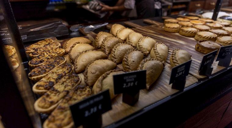 Empanadas auf Mallorca