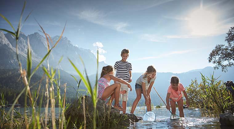 Urlaub mit Kindern in Deutschland in Oberbayern