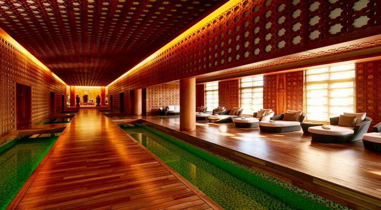 Gloria Serenity Resort Spa Ruhebereich