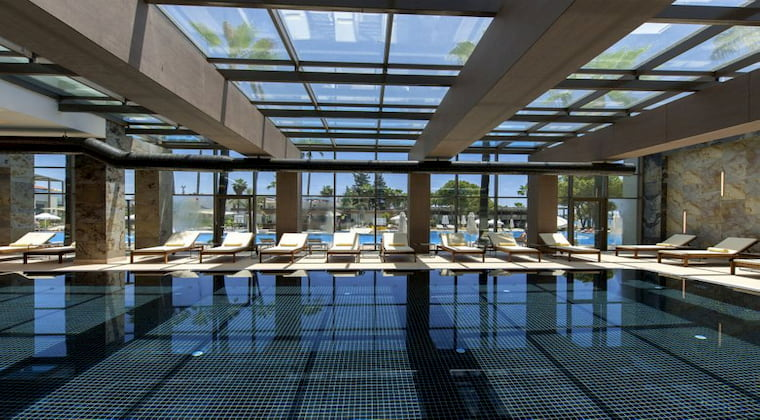 Acanthus Cennet Barut Collection Indoorpool