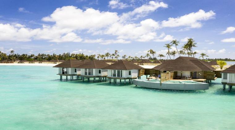 TUI Blue Olhuveli auf den Malediven