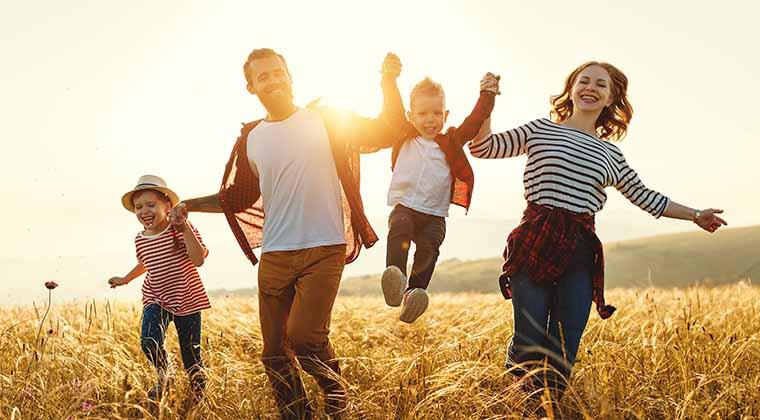 Urlaub mit Kindern in Deutschland macht Spaß