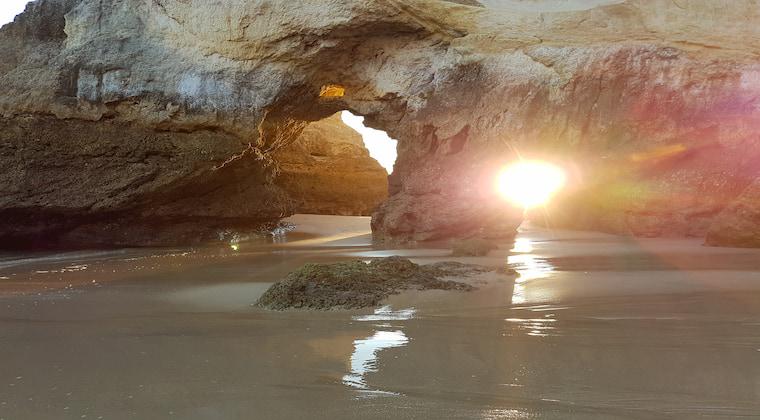 Portugal Strand Praia do Amado