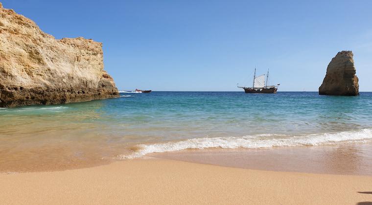 Portugal Algarve Strand
