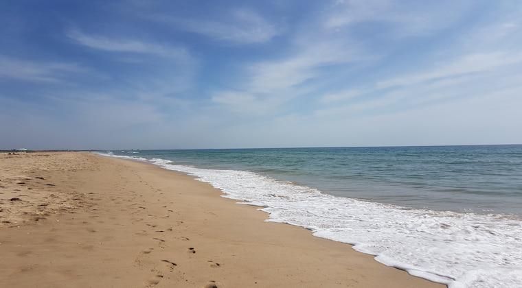 Praia de Cacela Velha am Robinson Club