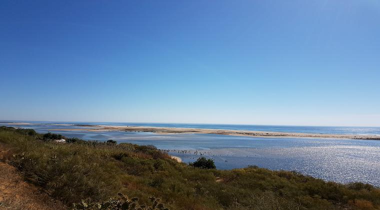 Praia de Cacela Velha Ria Formosa