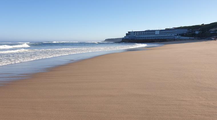 Portugal Strand Praia Grande