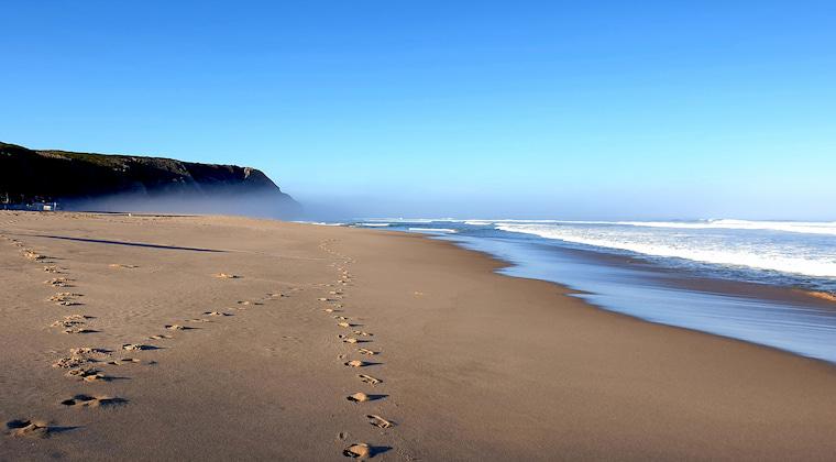 Surferstrand Praia Grande
