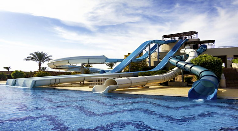 Wasserrutschen Hotel Jaz Samaya