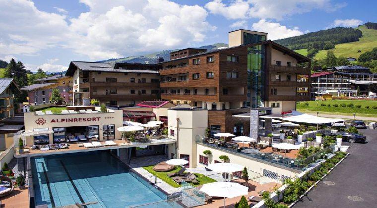 alpinresort sport und spa all inclusive hotel österreich
