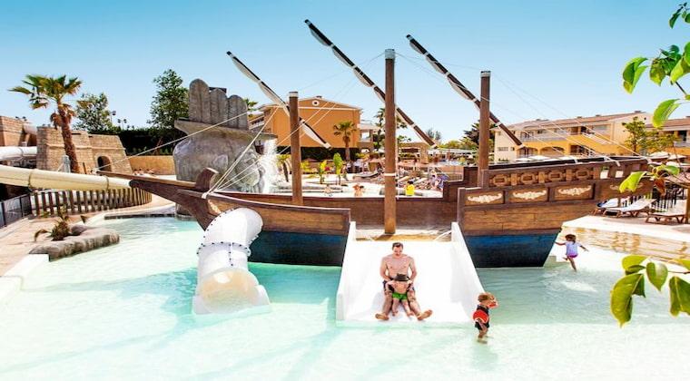 Mallorca Cala Mandia Aquapark