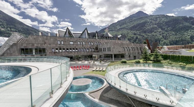 Aqua Dome in Österreich Pool