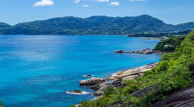 Morne Seychellois Nationalpark Seychellen