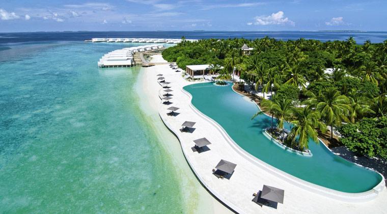 Malediven Hotel Amilla Fushi