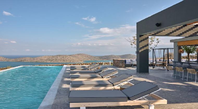 Erwachsenenhotel Griechenland Elounda Blu Hotel