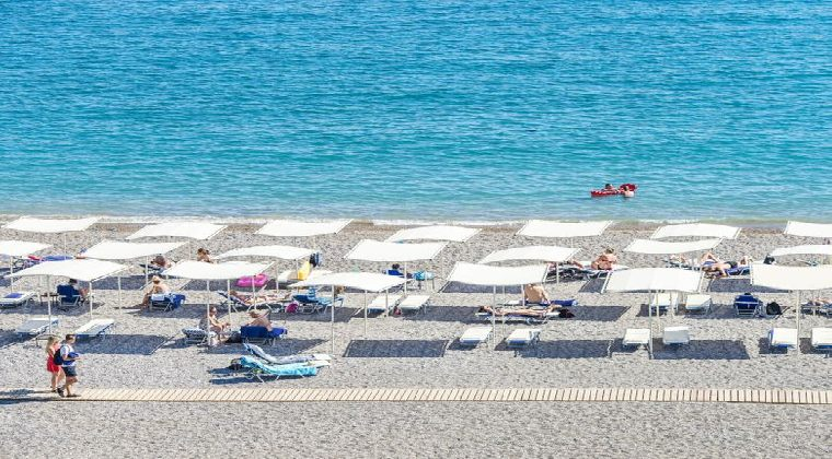 Erwachsenenhotel Griechenland Strand am TUI Blue Lindos Bay