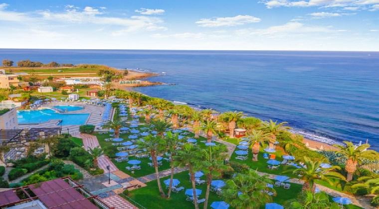 Erwachsenenhotel Griechenland Hotel Creta Star