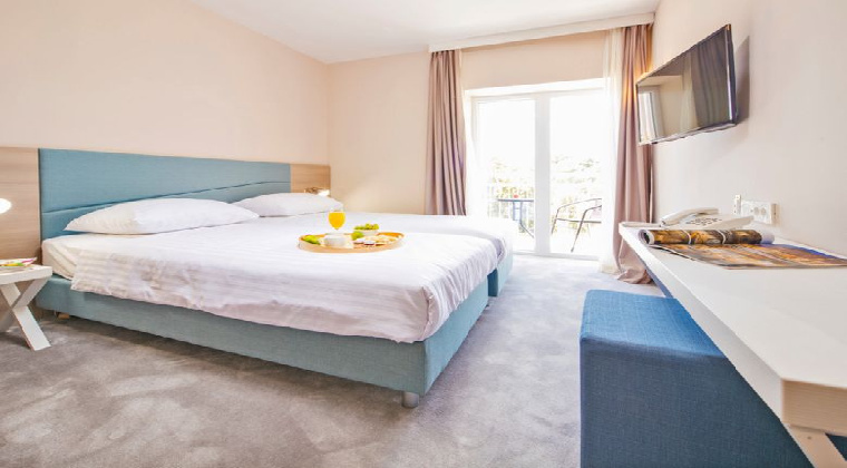 Port 9 Hotel Zimmer Kroatien
