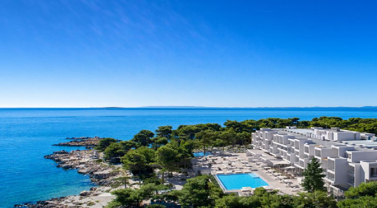 Inseln Kroatien Valamar Carolin Hotel