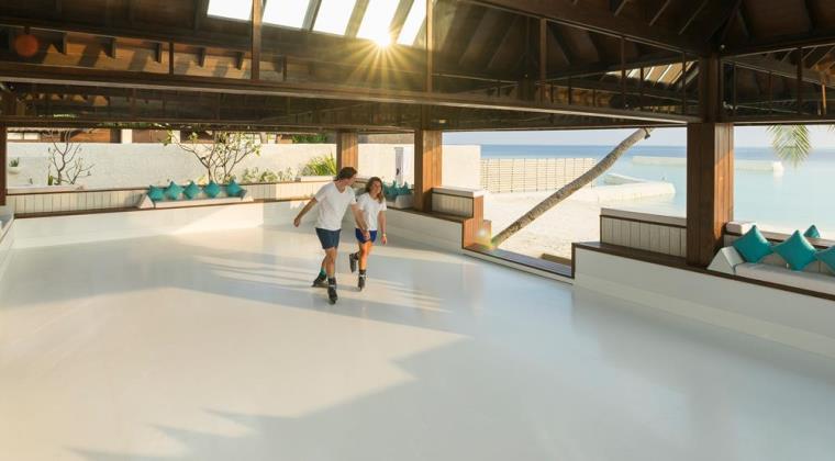 Hotel Ozen Reserve Bolifushi Ice Skating