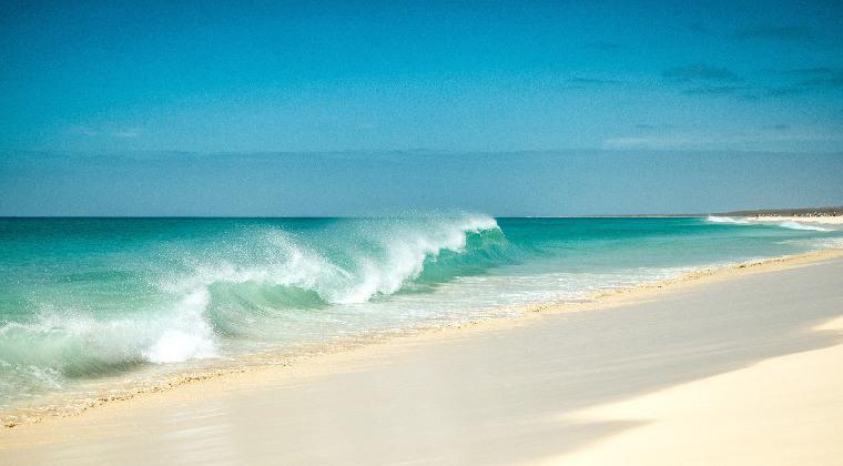 Praia Santa Monica Kapverden Strände