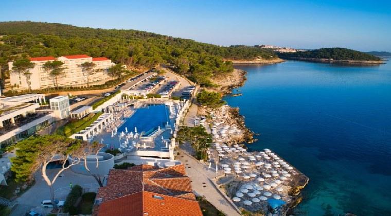 Kroatien Inseln Hotel Vitality Punta