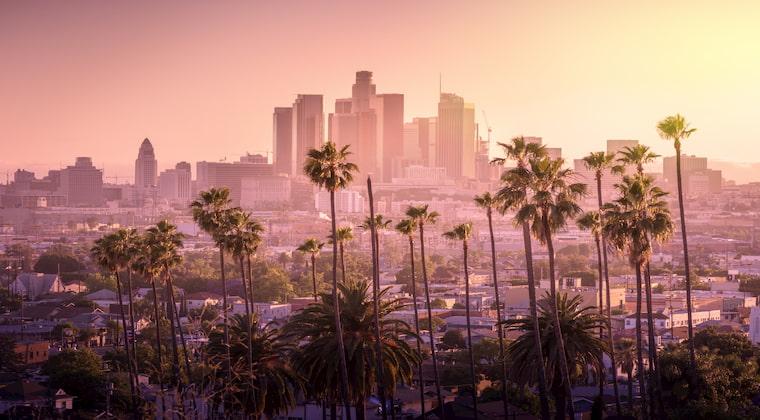 Skyline von LA