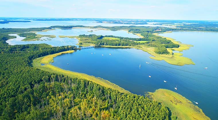 Masuren Polen - Land der 1000 Seen