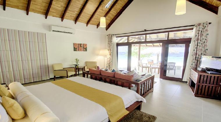Zimmerbeispiel Robinson Club Maledives