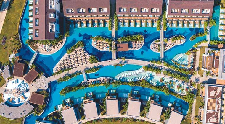 The Residence at TUI Sensatori Barut Fethiye Poollandschaft