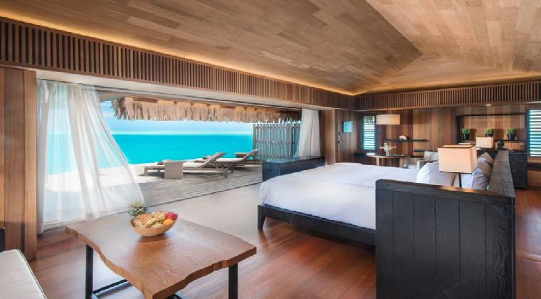 Conrad Bora Bora Nui Resort & Spa Wohnbeispiel