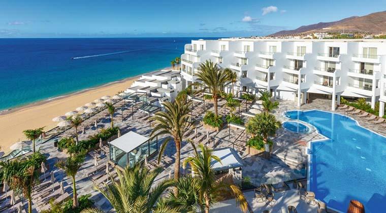 Auch im Hotel Riu Palace Jandia auf Fuerteventura wurde renoviert.