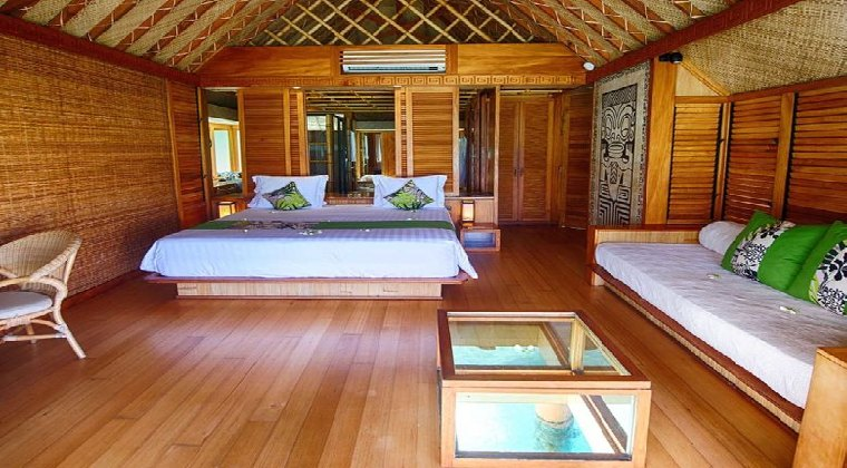 Zimmerbeispiel Le Bora Bora by Pearl Resorts
