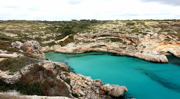 Cala Marmols Mallorca