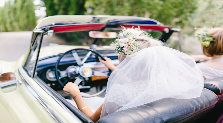Braut Auto Mallorca
