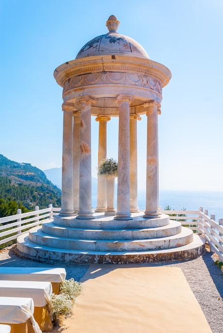 Mallorca Son Marroig Heiraten im Ausland Hochzeitslocation