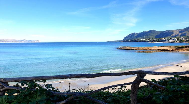 Playa des Morer Vermell