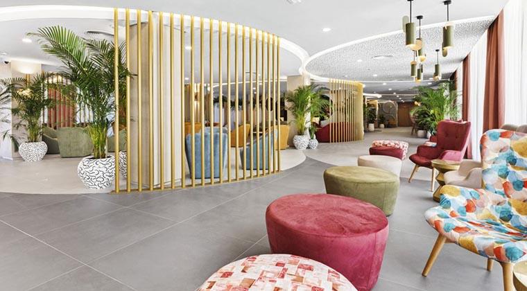 Die Lobby des RIU Concordia