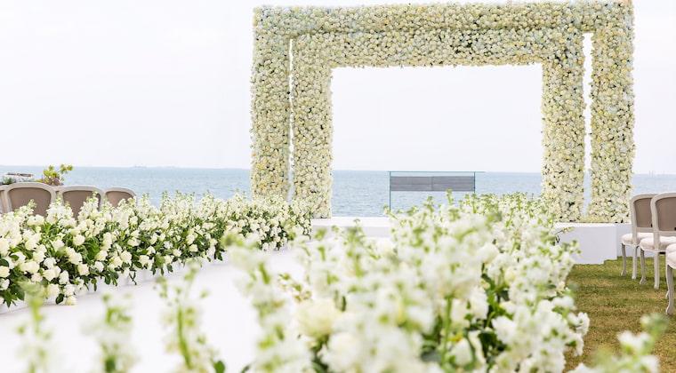 Hochzeitslocation im Burj al Arab
