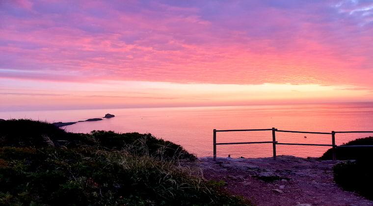 Mallorca Sonnenuntergang El Torro