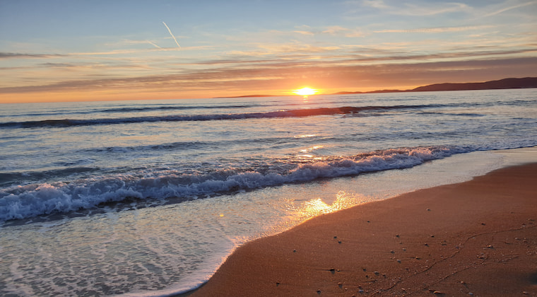 Sonnenuntergänge Mallorca Playa de Palma